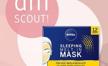 Спечелете 50 нощни маски NIVEA® Q10 Power