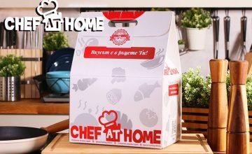 Спечели вечеря за шестима с кутията на Chef at Home