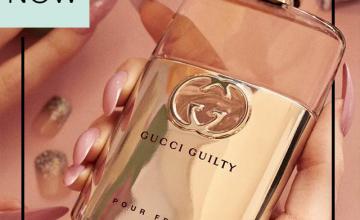 Спечелете чудесният аромат Gucci Guilty Pour Femme EDP 90 мл.