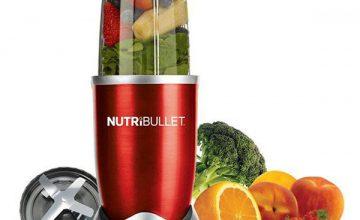 Спечелете 20 хранителни екстрактора Nutribullet