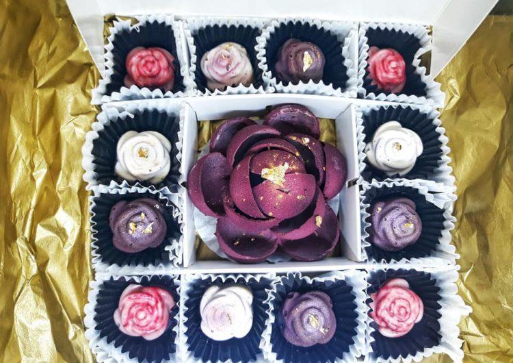 Спечелете ръчно изработени шоколадови бонбони за 8 март