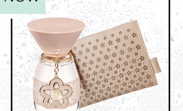 Спечелете комплект чудесен аромат LIU.JO и козметичен ненесер