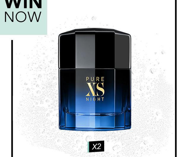Спечелете чудесният аромат PURE XS NIGHT EDP на Paco Rabanne