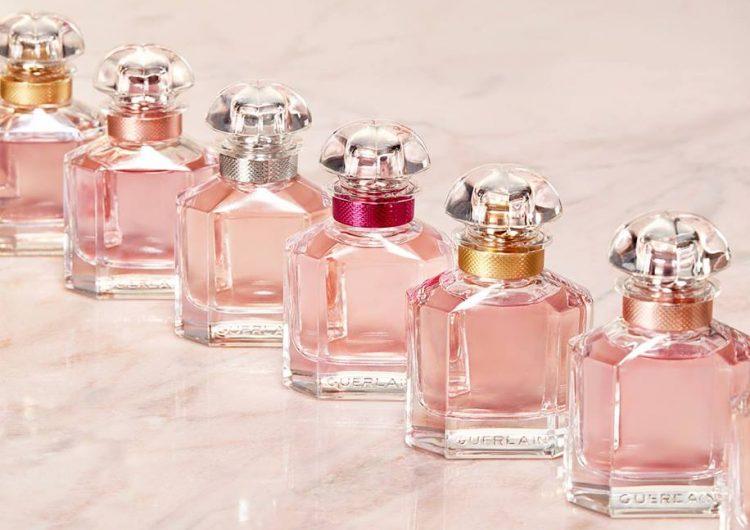 Спечелете чудесният аромат Mon Guerlain Bloom of Rose