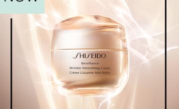 Спечелете чудесна козметична награда от Shiseido