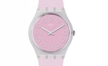 Спечелете дамски часовник ALL PINK на SWATCH