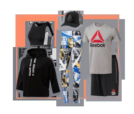 Спечелете чудесни спортни комплекти от Reebok, Adidas, Under Armour и Columbia