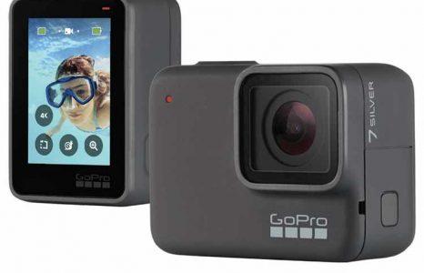 Спечелете камера GoPro Hero 7 Silver + SD карта