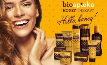 Спечелете комплект от 11-те козметични продукта на гаматаHoney Therapy