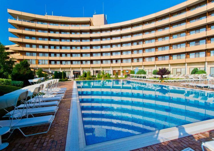 Спечелете 10 СПА уикенда за двама в Гранд Хотел Поморие
