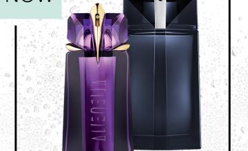 Спечелете чудесните аромати на MUGLER