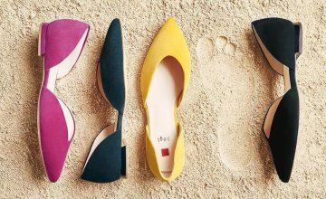Спечелете обувки Högl за цяло лято