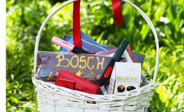 Спечелете кошница с шоколадови лакомствa от Bosch