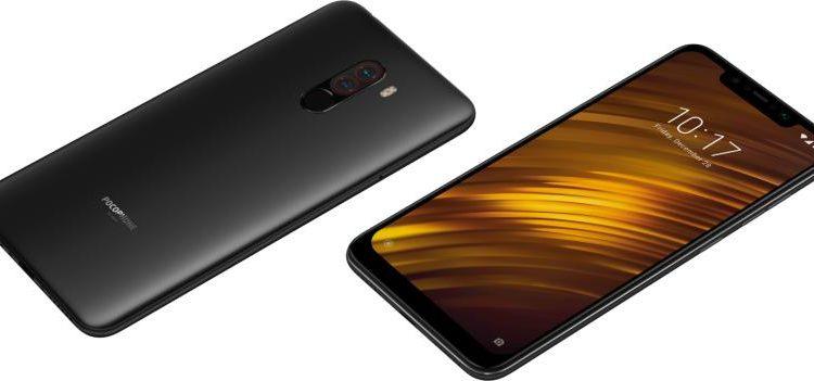 Спечелете смартфон XIAOMI POCOPHONE F1 64/6 DS BLACK