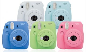 Спечелете полароидна камера Instax Mini 9