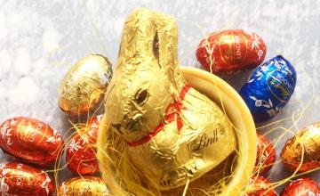Спечелете 42 комплекта с шоколадови зайчета Lindt за Великден
