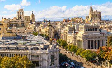 Спечелете пътуване за двама до Мадрид от Ballantine's