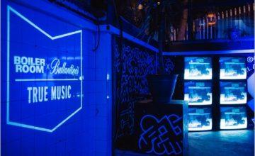 Спечелете пътуване за BALLANTINE'S TRUE MUSIC и BOILER ROOM парти в Мадрид