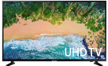 Спечелете телевизор Samsung UE50NU7022
