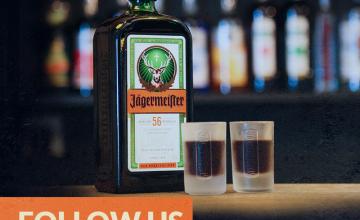 Спечелете 5 бутилки Jägermeister