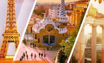 Сподели и спечели екскурзия до Барселона и Перлите на Средиземноморието