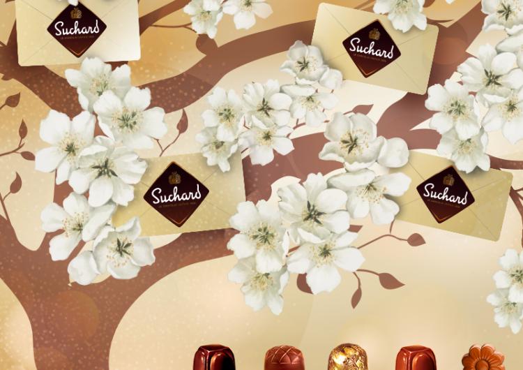 Спечелете 100 комплекта бонбониери Suchard