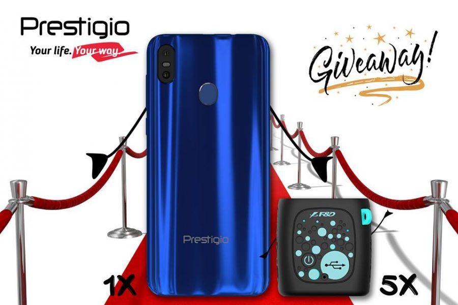 Спечелете чудесен смартфон Prestigio X Pro