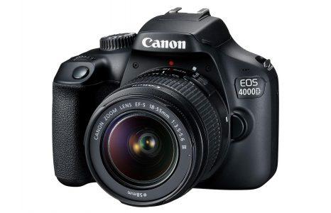 Спечелете фотоапарат DSLR Canon EOS 4000D