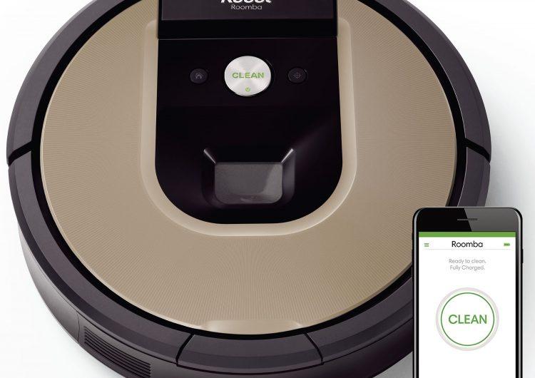 Спечелете 10 прахосмукачки IRobot Roomba 966