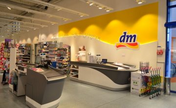 Спечелете всеки ден комплект с продукти от dm