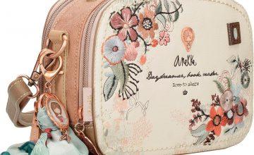 Спечелете красива дизайнерска чанта Anekke Jаne
