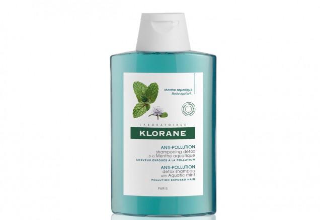 Спечелете три шампоана Klorane Anti-pollution