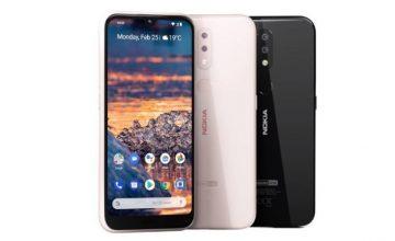 Спечелете смартфони Nokia 4.2 и Nokia 3.2
