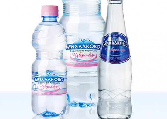 Спечелете 500 хавлиени кърпи, 1000 ранички и 1500 чаши от изворна вода Михалково