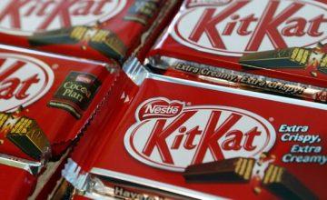 Спечелете 100 броя колонки от KitKat, Lion, LZ и Мура
