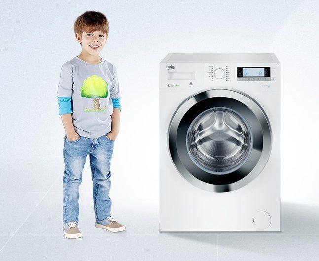 Спечелете перални BEKO в кампания 'OMO Activation'