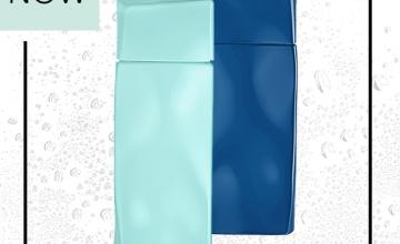 Спечелете четири броя от новият аромат Aqua Kenzo