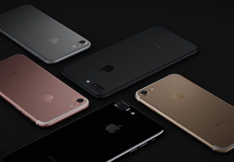 Спечелете три смартфона iPhone 7 32GB