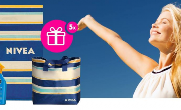Спечелете 5 летни комплекта – чанта, плажна кърпа и NIVEA SUN Protect & Bronze Trigger