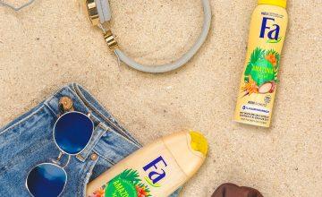 Спечелете 10 плажни кърпи от Fa