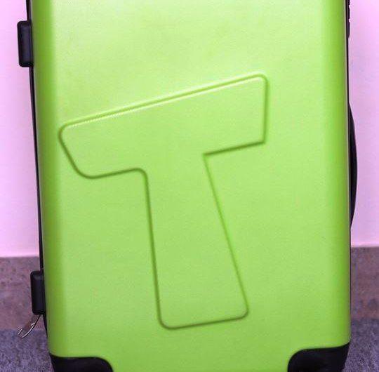 Спечелете 90 уникални куфара Tedi Play