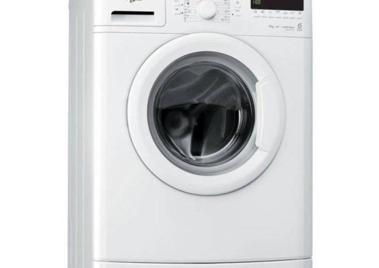 Спечелете осем перални Whirlpool AWO/C 70100 от Savex и Semana