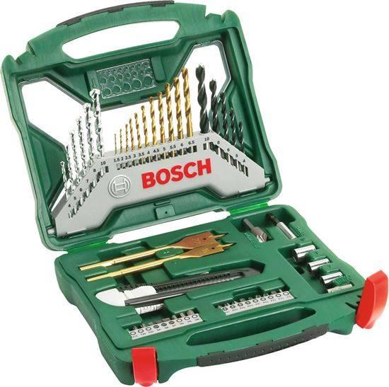 Спечелете три комплекта свредла Bosch