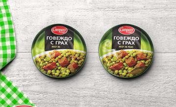 Спечелете две кошници с вкусни продукти Компас