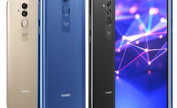 Спечелете смартфон Huawei Mate 20 Lite Black