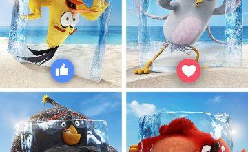 """Спечелете оригинални награди и билети за кино от """"Angry Birds: Филмът 2"""""""