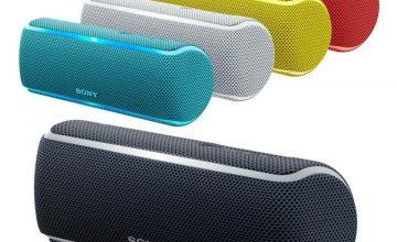 Спечелете 848 високоговорителя Sony SRS-XB21 от Pringles