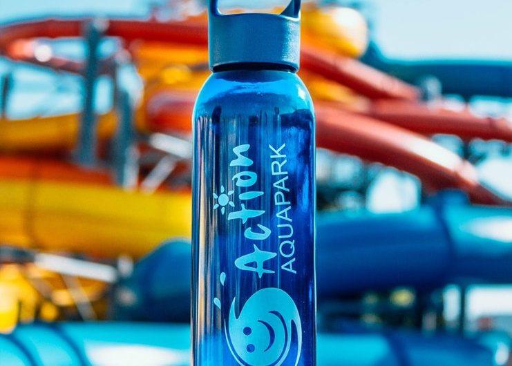 Спечелете 10 чудесни бутилки от Action Aquapark