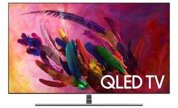 Спечелете телевизор Samsung QLED 65