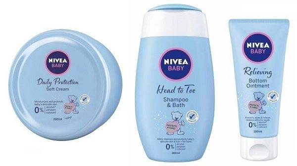 Спечелете 50 продукта NIVEA Baby